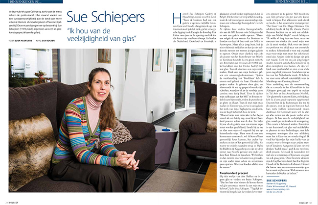 'Collect' 1/2019 | Sue Schiepers (NL)